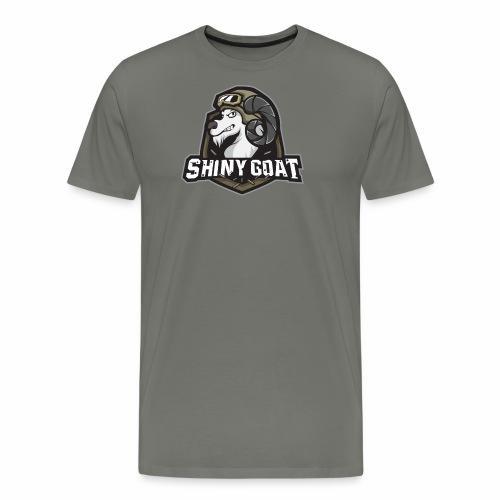 SHINY GOAT TV - 1st Edition - Men's Premium T-Shirt