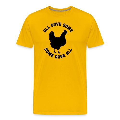gaveall - Men's Premium T-Shirt
