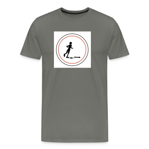 Keep On Running - Men's Premium T-Shirt