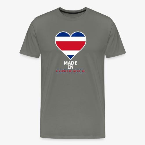Costa Rica 1 - Men's Premium T-Shirt