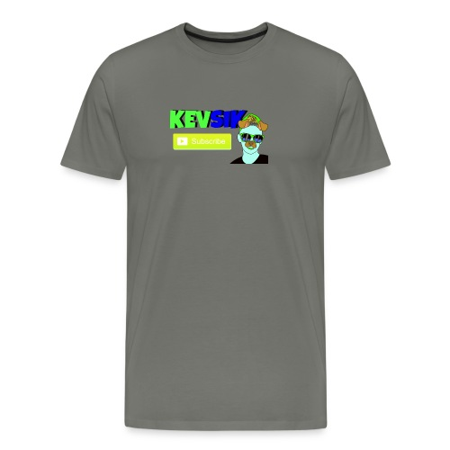KEVSIK Hoodie - Men's Premium T-Shirt