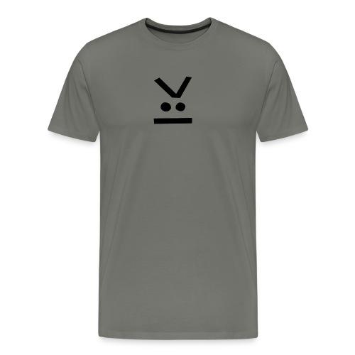 tammad blacktrans - Men's Premium T-Shirt