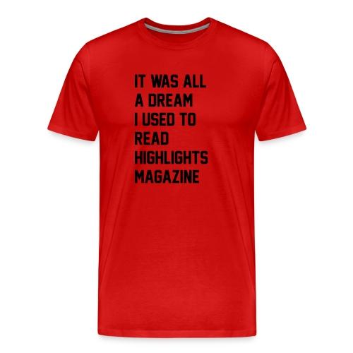 JUICY 1 - Men's Premium T-Shirt