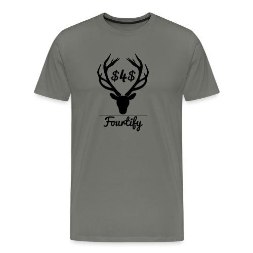 LOGO 4 300pp png - Men's Premium T-Shirt