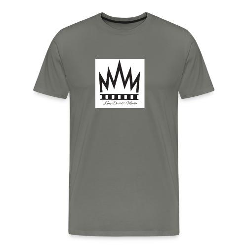 King David - Men's Premium T-Shirt