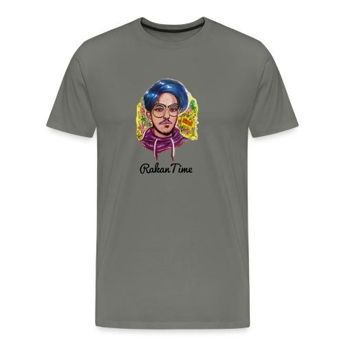 راكان تايم - Men's Premium T-Shirt
