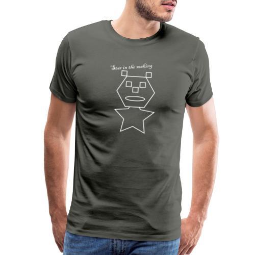 star in the making - Men's Premium T-Shirt
