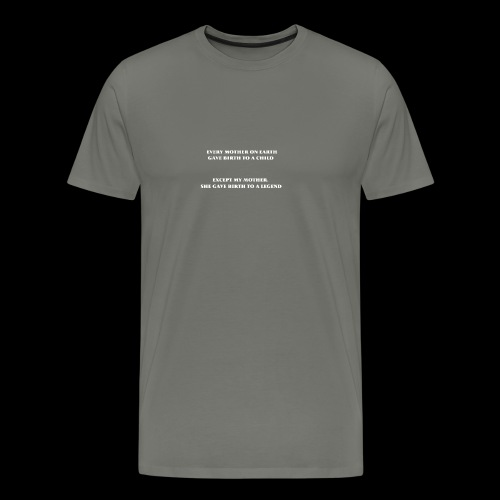 WORD SHIRTS - Men's Premium T-Shirt