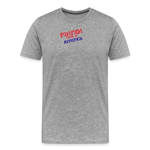 Patriot mug - Men's Premium T-Shirt