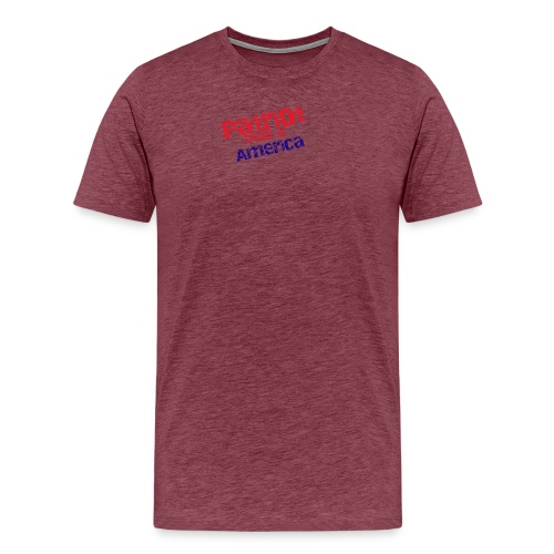 Patriot mug - Men's Premium T-Shirt