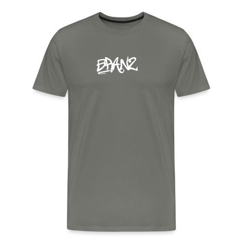 Branz official logo - Men's Premium T-Shirt