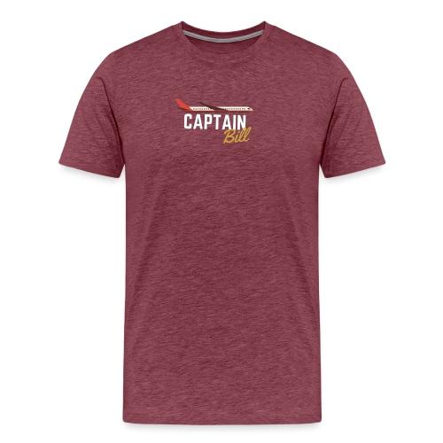 Captain Bill Avaition products - Men's Premium T-Shirt