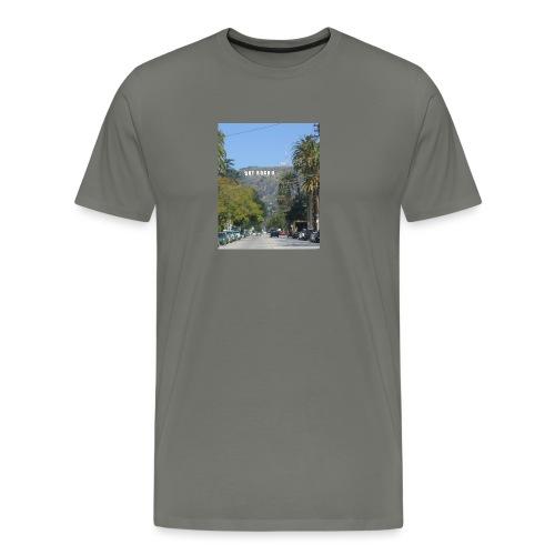 RockoWood Sign - Men's Premium T-Shirt