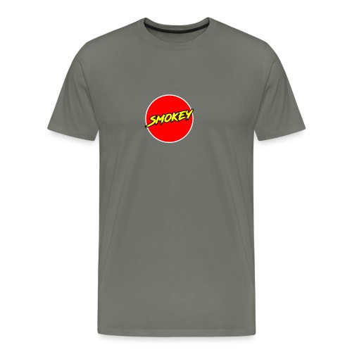 Smokey Mug - Men's Premium T-Shirt