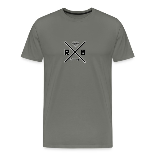 Rb Print - Men's Premium T-Shirt