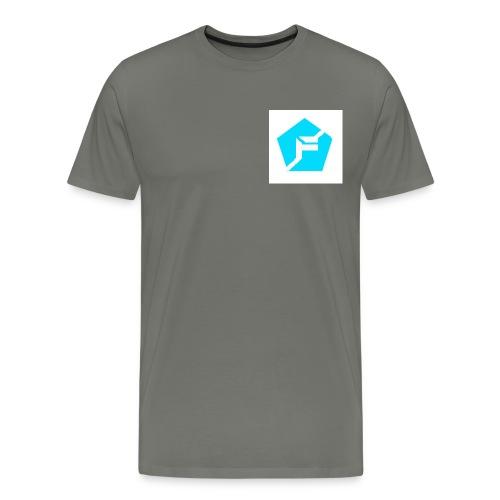 Untitled 1 Recovered jpg - Men's Premium T-Shirt