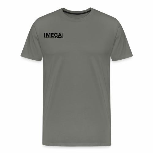 Mega Logo New - Men's Premium T-Shirt