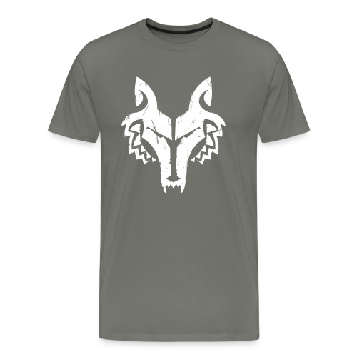 Wolfpack shirt front - Men's Premium T-Shirt