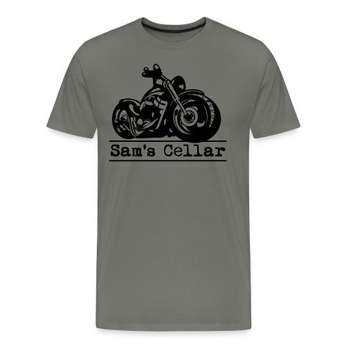 BikeFront - Men's Premium T-Shirt