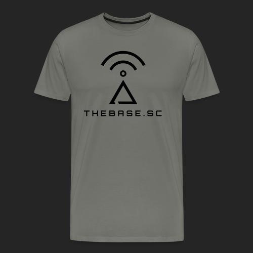 TheBase icon website2 - Men's Premium T-Shirt