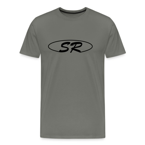 Men`s long sleeve Calm the fuck down - Men's Premium T-Shirt