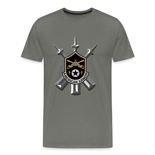 American Armor - Men's Premium T-Shirt