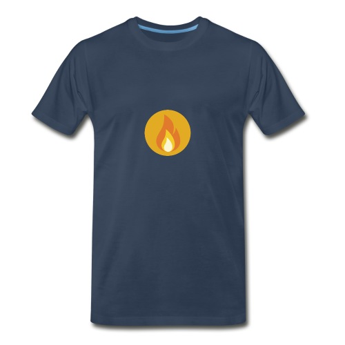Flame (For cases and Cups) - Men's Premium T-Shirt