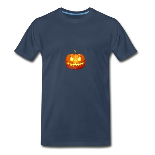 halloween-pumpkin - Men's Premium T-Shirt