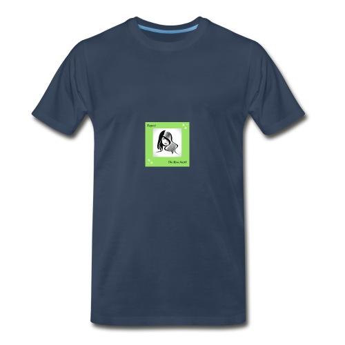 Belle-7- - Men's Premium T-Shirt