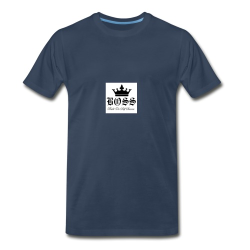 Boss t-shirt - Men's Premium T-Shirt