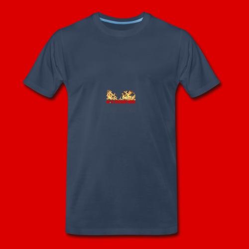 Official M.O.S Hoodie - Men's Premium T-Shirt