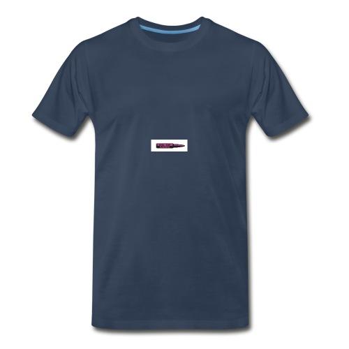 The tiny logo t shirt - Men's Premium T-Shirt