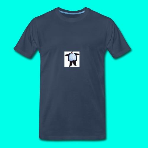 HnbQKXNw jpg large - Men's Premium T-Shirt