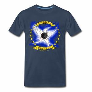 America's Eclipse - Men's Premium T-Shirt