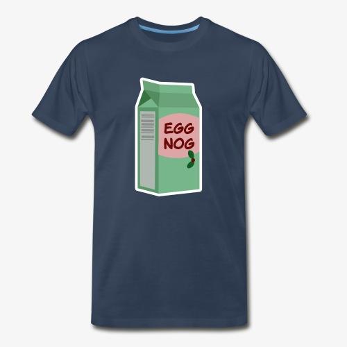 Egg Nog - Men's Premium T-Shirt