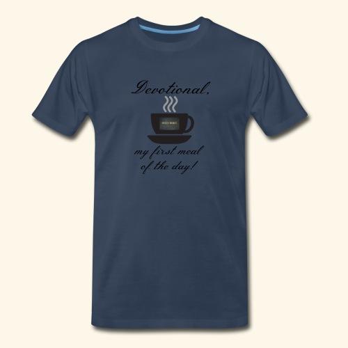 Devotional Morning - Men's Premium T-Shirt