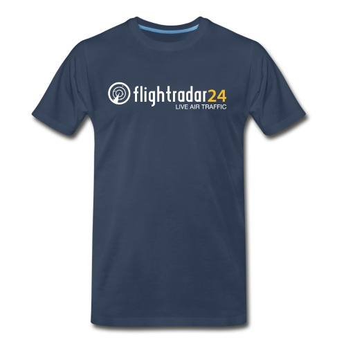 flightradar24 fan club - Men's Premium T-Shirt