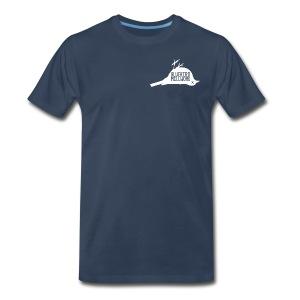 Bluebird Logo - Men's Premium T-Shirt