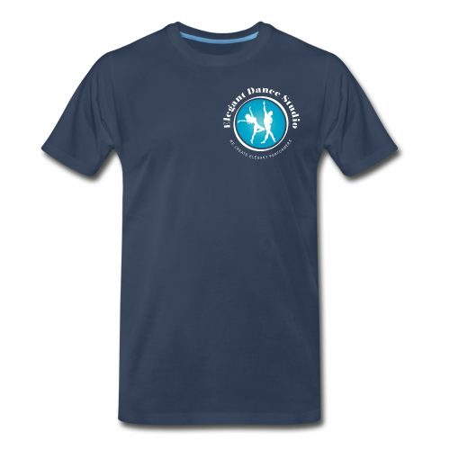 EDS Logo 2 - Men's Premium T-Shirt