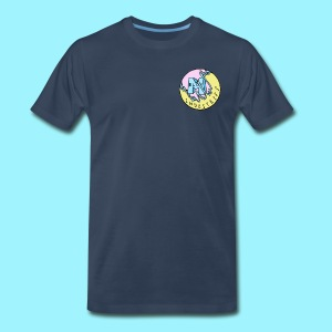 MELOE LOGO - Men's Premium T-Shirt