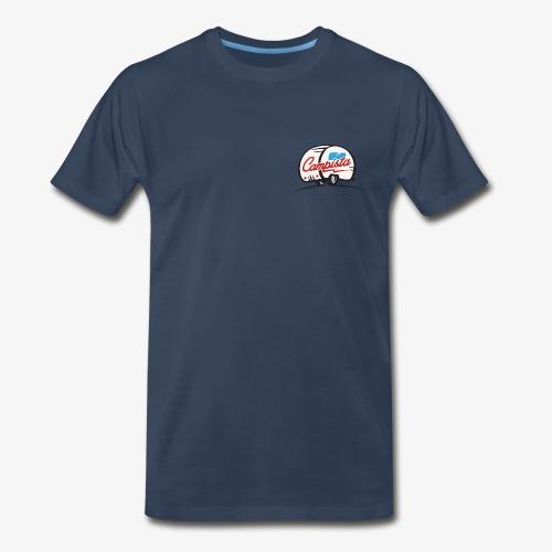 Campista Branded for Life - Men's Premium T-Shirt