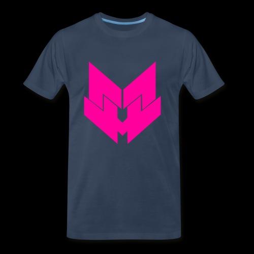 Matriix Media Kids Pink - Men's Premium T-Shirt
