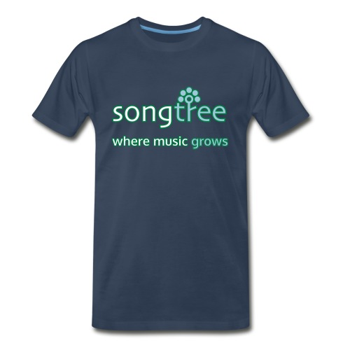 Songtree Logo - Men's Premium T-Shirt