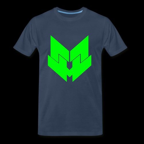 Matriix Media Kids Green - Men's Premium T-Shirt