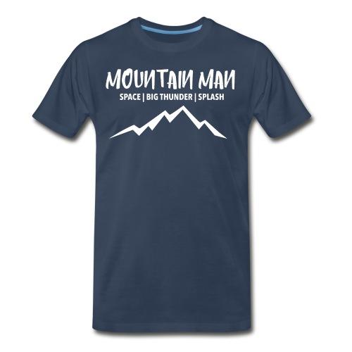 Mountain Man - Men's Premium T-Shirt