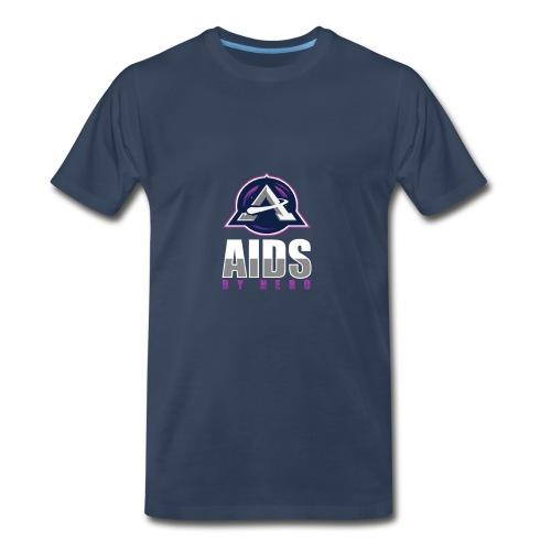 AIDS (Ambien Parody) - Men's Premium T-Shirt