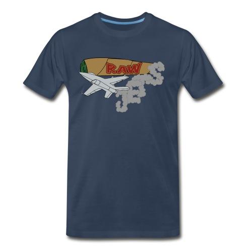 RawJetsTshirt - Men's Premium T-Shirt