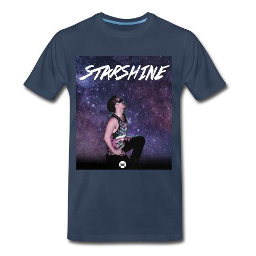 Starshine Single Design - Men's Premium T-Shirt