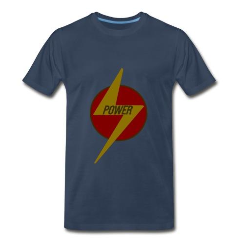 Flash of Power - Men's Premium T-Shirt