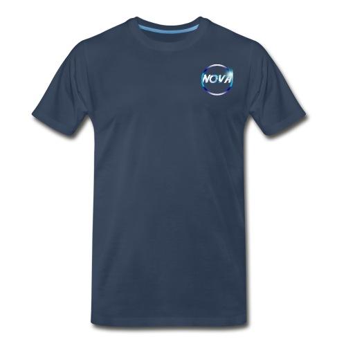 NOVA EMBLEM - Men's Premium T-Shirt